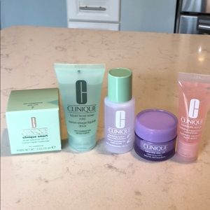 Clinique Travel Size Skin Care Set